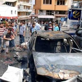 Toυρκία: Eκρήξεις παγιδευμένων αυτοκινήτων 40 νεκροί –(Βίντεο)