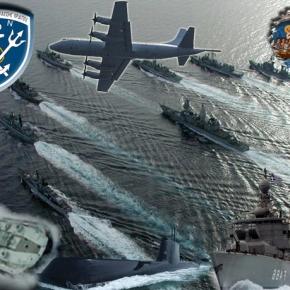 Πολεμικό Ναυτικό: Ο στόλος επιχειρεί σε όλο τοΑιγαίο
