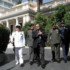 ΚΥΣΕΑ: Εγκρίθηκε η νέα δομή των Ενόπλων Δυνάμεων Π. Παναγιωτόπουλος: Συρρικνώνεται η στρατιωτικήγραφειοκρατία
