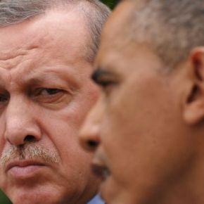 Κωμωδία με Ερντογάν να παριστάνει τον…«Σταυροφόρο»!