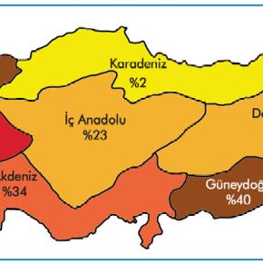 Για πρώτη φορά στοιχεία που αποδεικνύουν ότι οι Κούρδοι σε μερικά χρόνια θα αποτελούν πλειονότητα στηνΤουρκία!!!