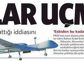 Προς απόσυρση τα UAV Heron της Τουρκικής ΠολεμικήςΑεροπορίας;