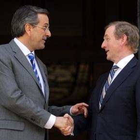 Πρωθυπουργός: Θα ακολουθήσουμε το επιτυχημένο πρότυπο τηςΙρλανδίας