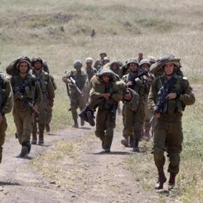 Το Ισραήλ ετοιμάζεται για «αιφνιδιαστικόπόλεμο»