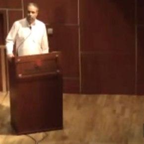 Διάλεξη του Νίκου Λυγερού με θέμα: «Η περιπέτεια του ΠοντιακούΕλληνισμού»