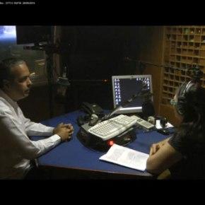 Συνέντευξη του Νίκου Λυγερού στη ραδιοφωνική εκπομπή της Λ. Κεσίδου . ΕΡΤ-3 102FM.28/05/2013.