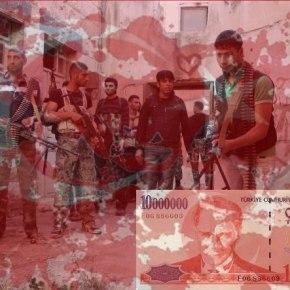 Η Τουρκία βγάζει λεφτά από τον εμφύλιο στη Συρία – Μεγάλα κέρδη για την αμυντική τηςβιομηχανία