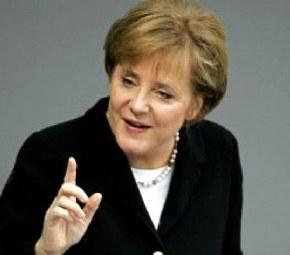 Μέρκελ: Η κρίση θα κρατήσει χρόνια.ΟΜΙΛΙΑ ΣΕΓΥΜΝΑΣΙΟ