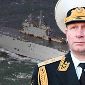 ΑΛΛΑΓΗ ΔΕΔΟΜΕΝΩΝ  – Ελικοπτεροφόρα διοίκησης αποβάσεων θα αναπτύξει στην Α.Μεσόγειο το ρωσικόΝαυτικό