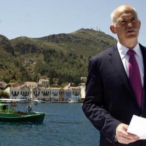 Ο Γιώργος Παπανδρέου και το «χαμένο πετρέλαιο» τουΑιγαίου