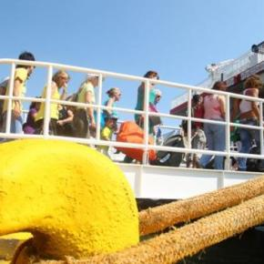 Aυξημένη κατά 25% σε σχέση με πέρυσι η κίνηση στο λιμάνι τουΠειραιά