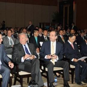 Επαφές Αντ. Σαμαρά με εκπροσώπους κινεζικώνομίλων