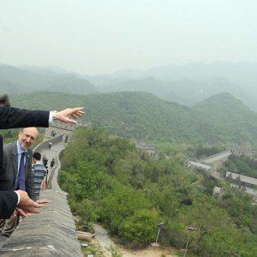 Πρόεδρος Κίνας: «Το ταξίδι σας έχει ήδη επιτύχει» – Σαμαράς: «Κοινό το DNA των δύοπολιτισμών»