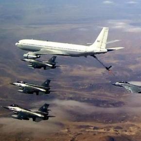 ΠΑ-IAF: Άσκηση εναέριουανεφοδιασμού