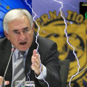 Στρος Καν κατά ΔΝΤ και ΕΕ για την ελληνικήκρίση