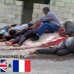 Άρση των κυρώσεων στους Σύρους αντάρτες ηΕΕ!