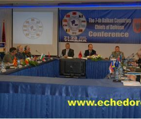 Τίρανα: Η 7η Διάσκεψη των αρχηγών ΓΕΣ Βαλκανικών χωρών .Αποφάσισαν  κοινές στρατιωτικές ασκήσεις για την ειρήνη και τηνασφάλεια