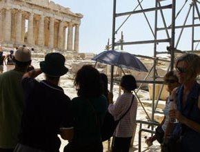Ρεκόρ αφίξεων 17 εκατ. τουριστών αναμένεται το2013