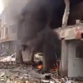 Φοβερή «δίδυμη» βομβιστική επίθεση στηνΤουρκία