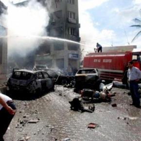 Προσπαθούν να εμπλέξουν την Ελλάδα στις βομβιστικές επιθέσεις στηνΤουρκία