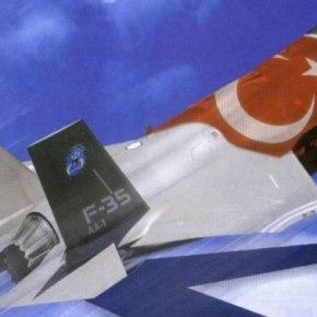 ΙΔΟΥ ΤΟ ΤΟΥΡΚΙΚΟ ΠΡΟΓΡΑΜΜΑ ΤΩΝ F-35 Τουρκική πολεμική βιομηχανία: Εκεί κοσμογονία, εμείς ικανοποιούμαστε με τον Άκη στοεδώλιο!