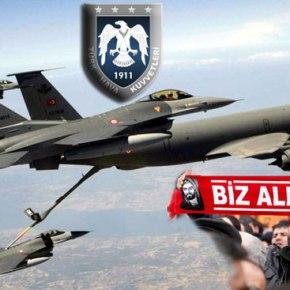 ΘΡΗΣΚΕΥΤΙΚΟΣ ΡΑΤΣΙΣΜΟΣ – Διώχνουν 700 Αλεβίτες πιλότους από τηνΤΗΚ!
