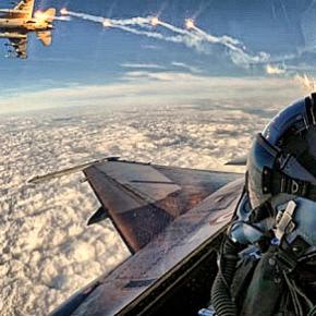 Τουρκικό μαχητικό F-16 συνετρίβη στα σύνορα της Τουρκίας με τη Συρία!
