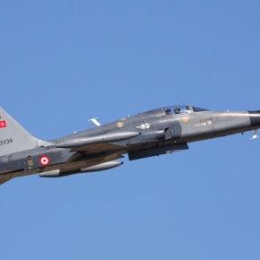 Η Τουρκία αποσύρει τα μαχητικά F-5 2000(ΒΙΝΤΕΟ)