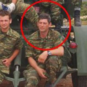«Καλό ταξίδι συνάδελφε»-Οι φίλοι στρατιωτικοί αποχαιρετούν τονυπολοχαγό