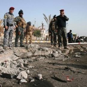 Ιράκ: Επίθεση στο αρχηγείο της αστυνομίας-24νεκροί