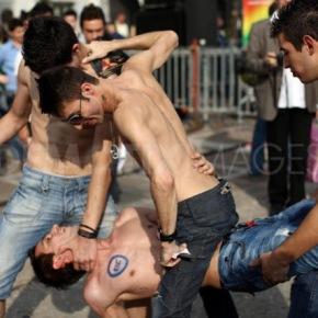 Όχι η Αθήνα δεν είναι δική σας ούτε κανενός άλλου χριστιανοφοβικού και ελληνοφοβικούφασίστα
