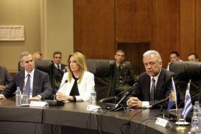 Διαλύουν την Εθνκή μας Άμυνα με Αβραμόπουλο και Φώφη στο …πιο νευραλγικό Υπουργείο!