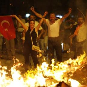Τουρκία: Συνεχίζονται οιδιαδηλώσεις