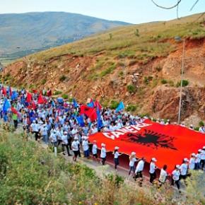 Τσάμηδες απόγονοι φονιάδων εγκαινίασαν «μαυσωλείο» στα ελληνοαλβανικά σύνορα – Το αποκαλούν «η Μέκκα της Αλβανίας»(Βίντεο)