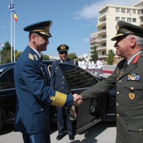 Στο Γενικό Επιτελείο ο Ρουμάνος αρχηγόςΓΕΕΘΑ