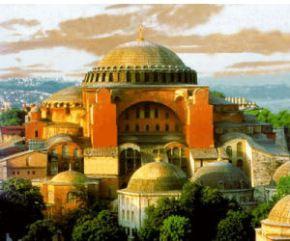 O Ερντογάν χαρακτηρίζει το Βυζάντιο «΄Ενα Σκοτεινό Κεφάλαιο» στηνΙστορία.