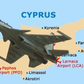 ΜΕ ΤΟ «ΒΛΕΜΜΑ» ΣΤΗ ΣΥΡΙΑ Μοίρα μαχητικών Su -30 αναπτύσσεται στην Πάφο – Η Ρωσία το ζήτησε, το δέχτηκε ηΚύπρος
