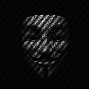 Το μήνυμα των Anonymous για τηνΕΡΤ