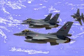 Με οπλισμένα μαχητικά η επιτροπή υποδοχής των Τούρκων στο Αιγαίο …»Καλωσόρισαν» Αβραμό και Φώφη!