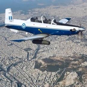 Τ-6Α Τexan II ενδράση