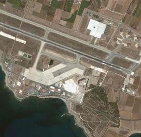Ρώσοι στην αεροπορική βάση τηςΠάφου