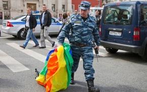 Ψηφίστηκε στὴ Ρωσία νόμος κατὰ τῆς «ὁμοφυλοφιλικῆςπροπαγάνδας»