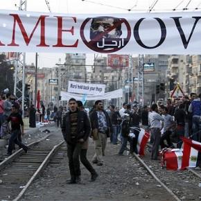 Παραμένει έκρυθμη η κατάσταση στην Αίγυπτο τουΜόρσι…