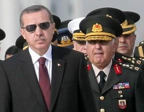 Νέο πλήγμα κατά του στρατεύματος από τονΕρντογάν