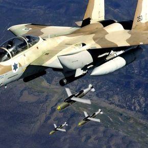 ΒΟΜΒΑΡΔΙΣE H ΙΑF ΤΟΥΣ S-300; Η ισραηλινή Αεροπορία κτύπησε το αεροδρόμιο της Δαμασκού(video)