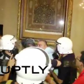 ΤΟΥΡΚΙΑ – Βίντεο: Συλλήψεις μέσα στο Χίλτον της Κωνσταντινούπολης!