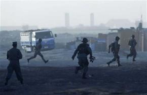 Ταλιμπάν: Επίθεση στο διεθνές αεροδρόμιο τηςΚαμπούλ!
