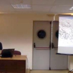 Διάλεξη του Νίκου Λυγερού με θέμα: «Στρατηγικός ΕλληνικόςΖεόλιθος»