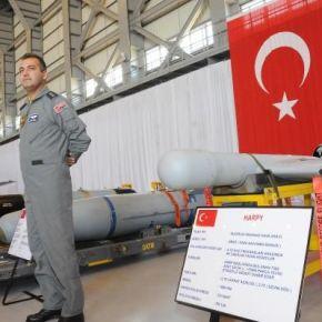 Άσκηση Pençe-2013 με βολές κατευθυνομένων βομβών από την Τουρκική ΠολεμικήΑεροπορία