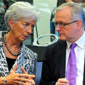Προτάσεις Τρόικας: Ιδιωτικές ΔΟΥ, αύξηση ΦΠΑ (!) σενησιά